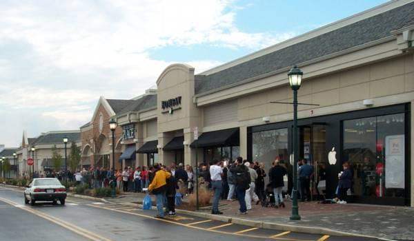 Tice 39 S Corner Apple Store Grand Opening